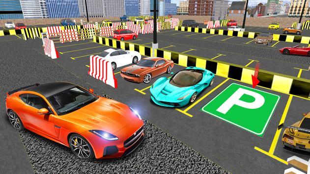 Real Car City Parking screenshot 2