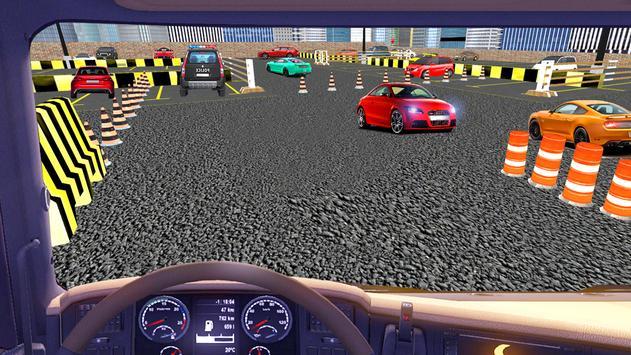 Real Car City Parking screenshot 3
