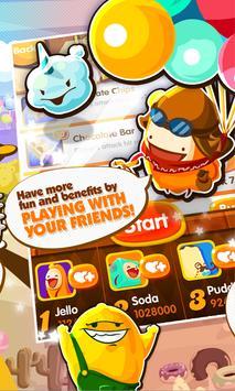 Candy Picnic (Puzzle RPG) apk screenshot