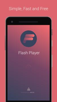 Flash Player постер