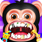 Cute Jungle Dental Hospital icon