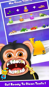 Cute Jungle Dental Hospital apk screenshot