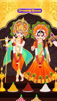 Lord Radha Krishna Live Temple screenshot 7