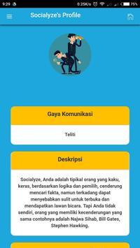 Socialyze poster