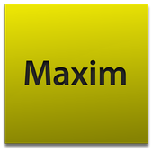 Maxim~今必要なパワーワード~ icon