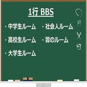 皆の掲示板 1行BBS icon