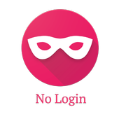 Stranger Chat - No Login icon