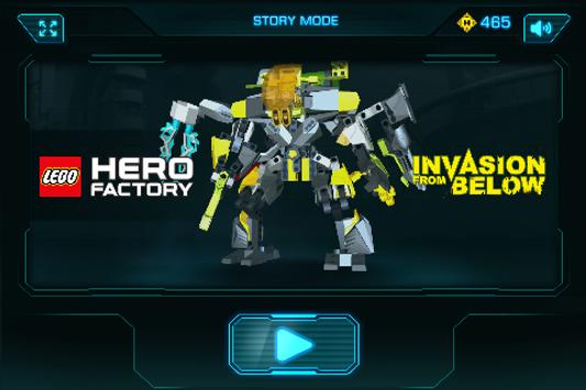 LEGO® Hero Factory Invasion APK Download - Free Action GAME for ...