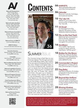 American Veteran Magazine apk screenshot