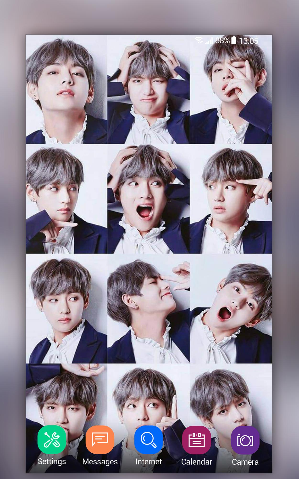 Bts V Kim Taehyung Wallpapers Hd 4k For Android Apk Download