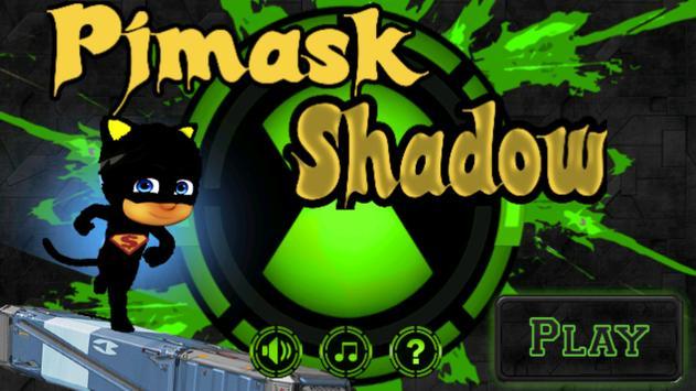 PJ GO shadow poster