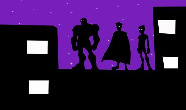 super titans go city game screenshot 1