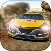 Off - Road Extreme Racing Car Driving Simulator icon