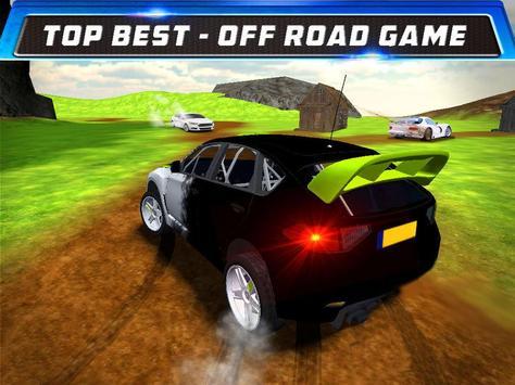 Off - Road Extreme Racing Car Driving Simulator screenshot 3
