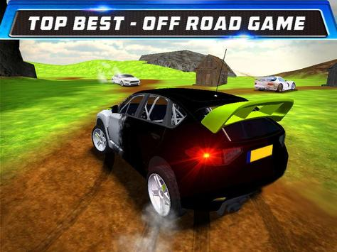Off - Road Extreme Racing Car Driving Simulator poster