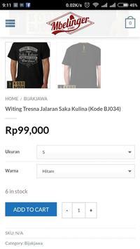 Mbelinger Store apk screenshot