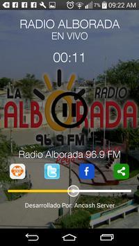 Radio Alborada 96.9 Fm poster