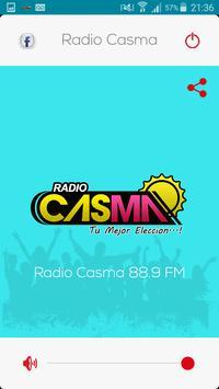 Radio Casma poster