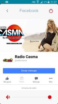 Radio Casma screenshot 1