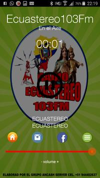 Radio Ecuastereo103fm screenshot 1