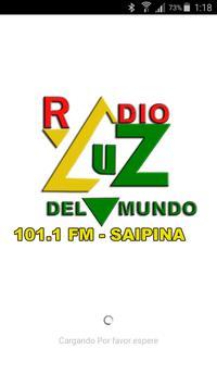 Radio La Luz Del Mundo Bolivia poster
