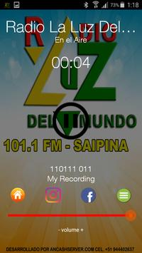 Radio La Luz Del Mundo Bolivia screenshot 1