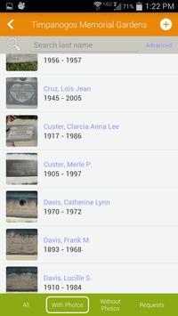 Find A Grave screenshot 4