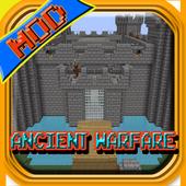 Ancient Warfare Mod MCPE Guide icon