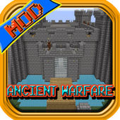 Ancient Warfare Mod MCPE Guide icon