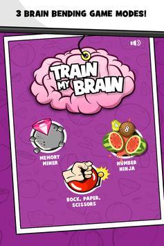 Train My Brain - IQ Mind Games poster