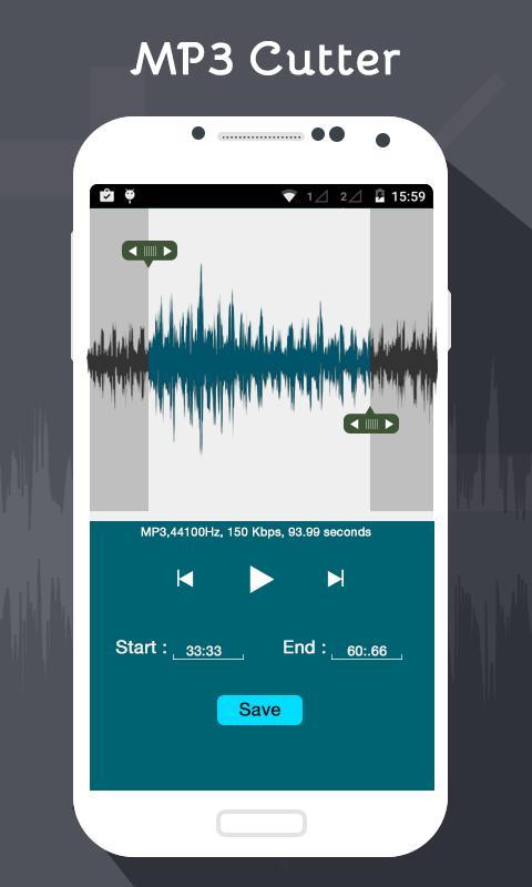 mp3 cutter crop any apk gratis musik audio apl untuk android apkpure