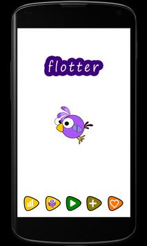 Flotter screenshot 1