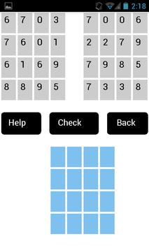 Learning tool for Math apk screenshot