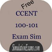 CCENT 100-101 Exam Sim icon