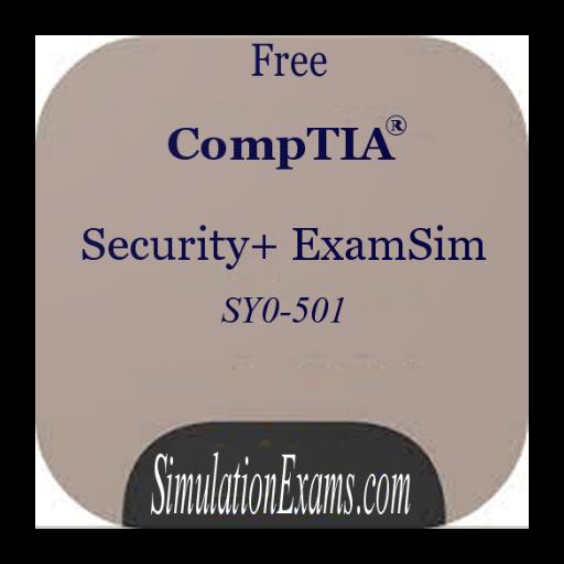 Security+ Exam Simulator