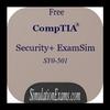 Security+ Exam Simulator Zeichen