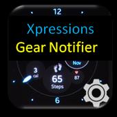 Xpression Gear Notifier icon