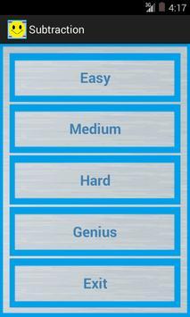 Subtraction screenshot 5