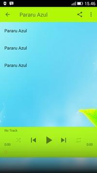 Canto de Pararu Azul screenshot 2