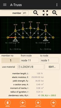 A-Truss Lite apk screenshot