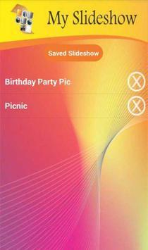 Musical Slide Show apk screenshot