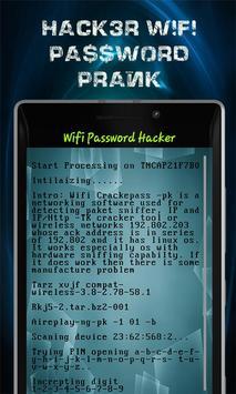 Hack All Wifi Password Prank apk screenshot