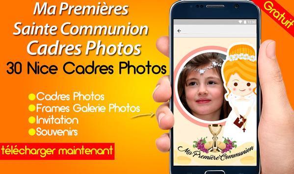 Ma Premières Sainte Communion Cadres Photos screenshot 2