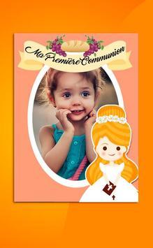 Ma Premières Sainte Communion Cadres Photos screenshot 7