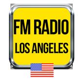 FM Radio Los Angeles California icon
