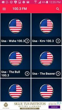 Radio 100.3 fm radio station 100.3 radio station poster