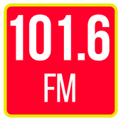 radio 101.6 fm radio station 101.6 radio station icon