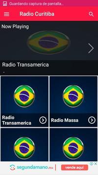 Radio Curitiba Radio Brasil Fm Radio De Curitiba screenshot 1