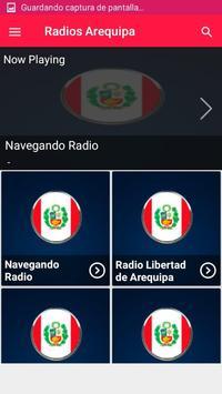 Radio Arequipa Radio Fm Arequipa Radio De Arequipa screenshot 1