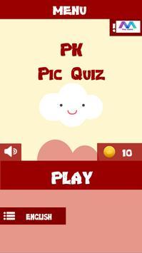 PK Pic Quiz poster